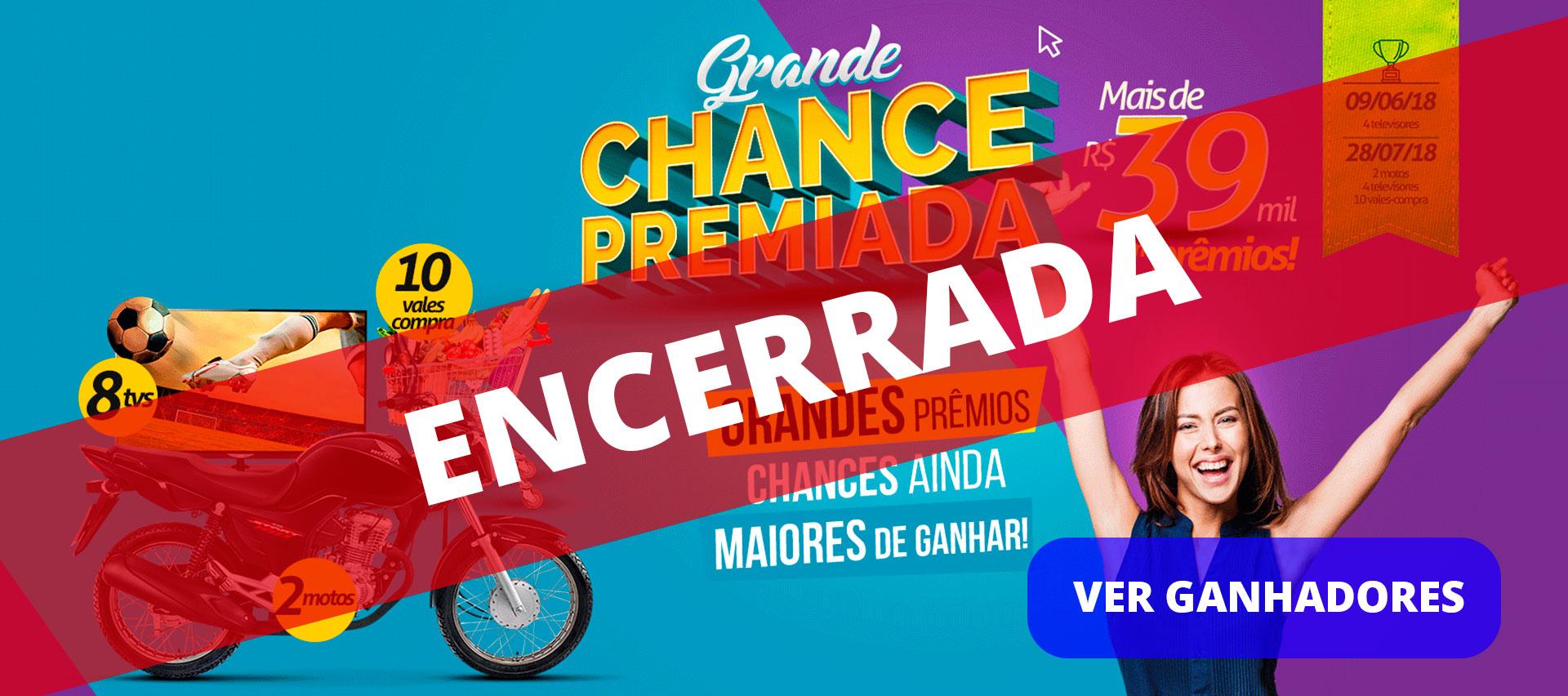 Grande Chance Premiada
